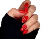 GK Nails Instant Manicure Shake ya Pom Poms Press on nails
