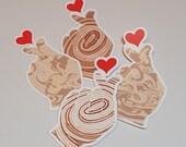 One Skin   GK Nails   Stickers   Stationary   Journal Sticker   Die Cut Sticker   NailTech