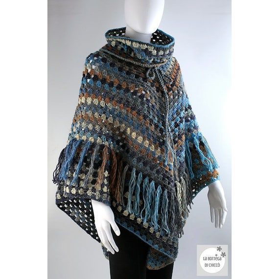 Mantella di lana