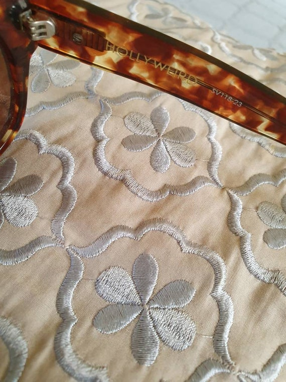 Retro sabre sunglasses vintage sabre sunnies tort… - image 8