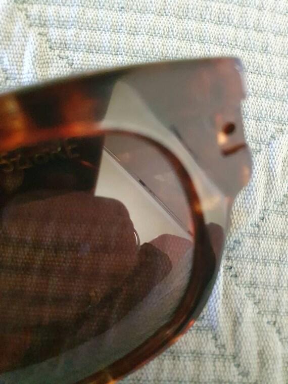 Retro sabre sunglasses vintage sabre sunnies tort… - image 3