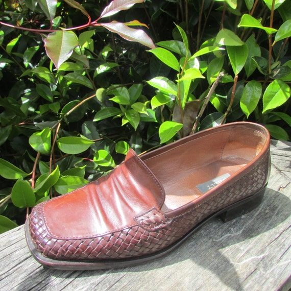 Bally leather shoes, womens Bally, EU size 5, US 7