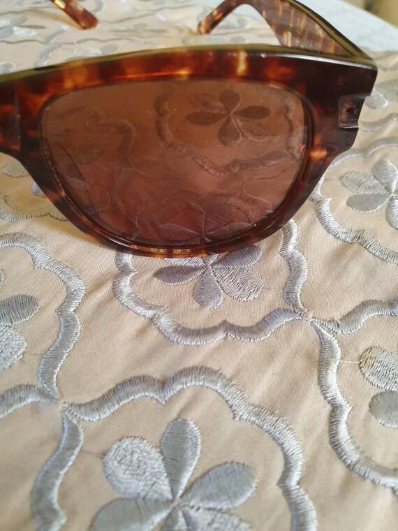 Retro sabre sunglasses vintage sabre sunnies tort… - image 9