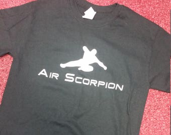 Mortal Kombat Air Scorpion T Shirt