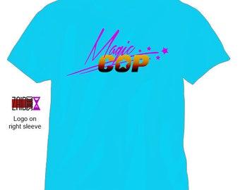 Magic Cop Logo T Shirt