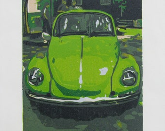 73 VW Bug