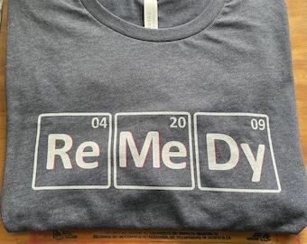 Spafford Inspired REMEDY Shirt - Unisex - Lot Style Fan Art