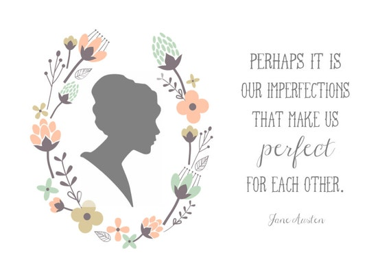 Jane Austen Quote // \
