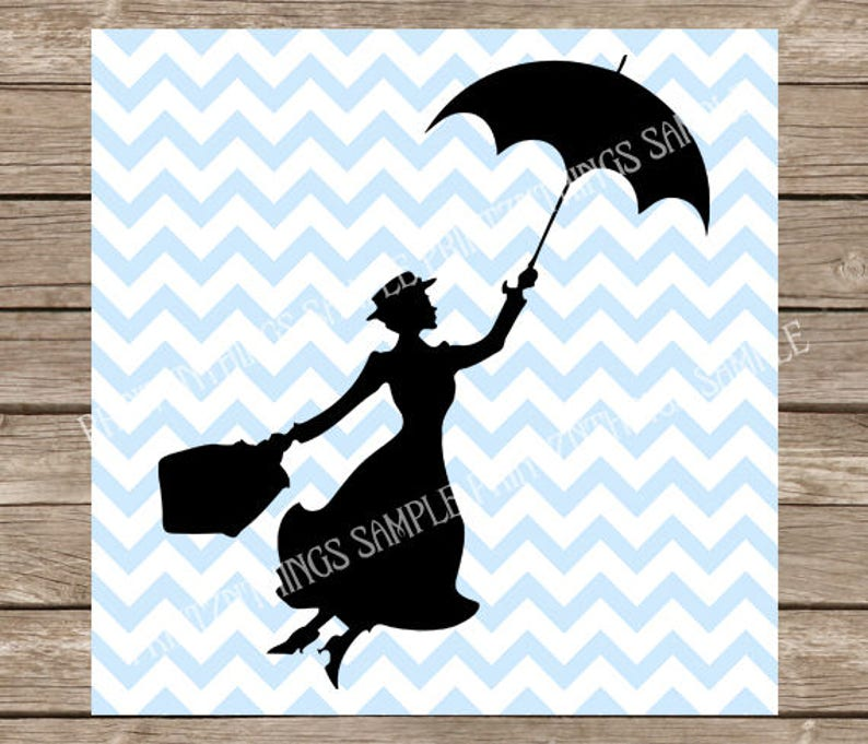 Disney in formato SVG Mary Poppins svg svg file in formato  1c1845254fa0