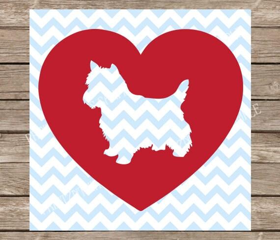 Yorkie Svg Heart Svg Dog Lover I Love My Dog Svg Dog Svg Etsy