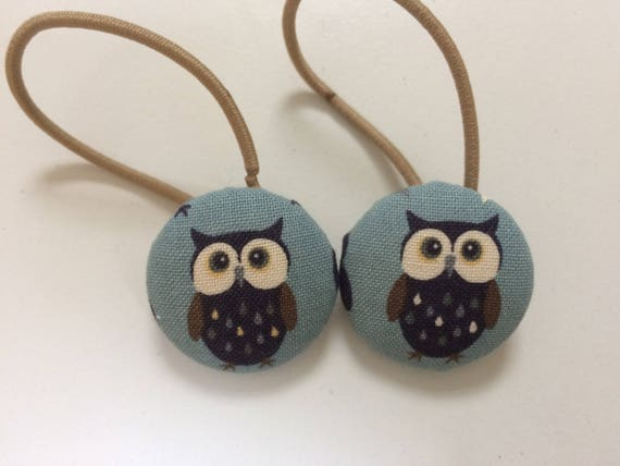 Owl Hair Accessories Owl Print Owl Gift Owl Accessories Etsy