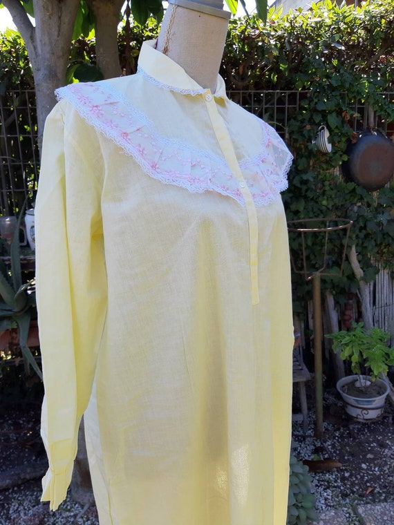 Jane Eyre nightgown nightgown nightgown 60s vinta… - image 1