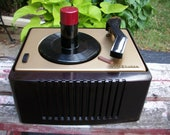 Vintage 1951 RCA 45 Record Player, Model 45-EY-2 Completely Restored and Working