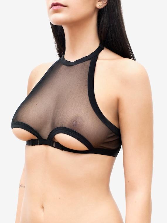 Sheer bra pictures