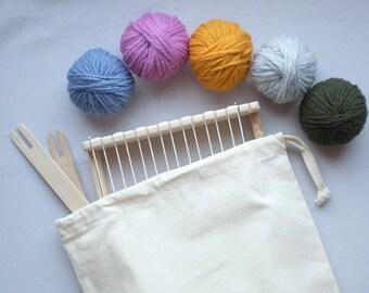 Wooden Weaving Loom Kit (The Highlands)