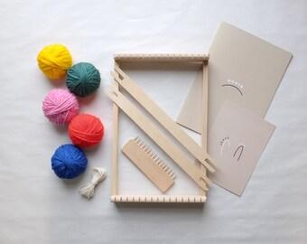 Weaving Loom Kit, Spectrum