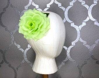 Peridot Green Rose