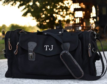 f78d642014f4 Personalized Mens Weekender Bag