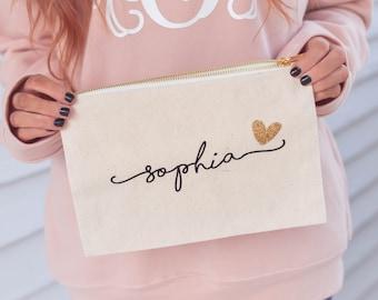 863541391576 Personalized makeup bag