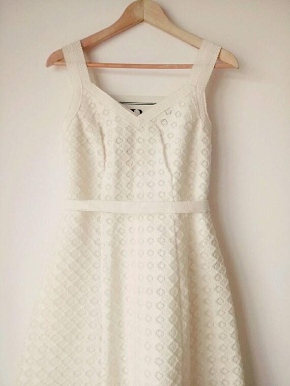 SALE Vintage boho long dress