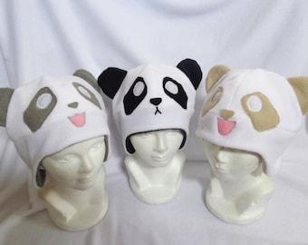 Panda hat  251d1a42b
