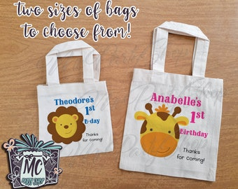 Jungle themed Tote BagShopping Bag