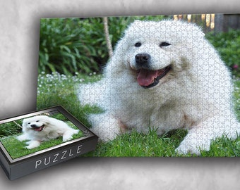 Personalised Jigsaw Puzzle -Using YOUR OWN IMAGE-48 Different sizes. This puzzle is our 1000pc along with other images of our other puzzles