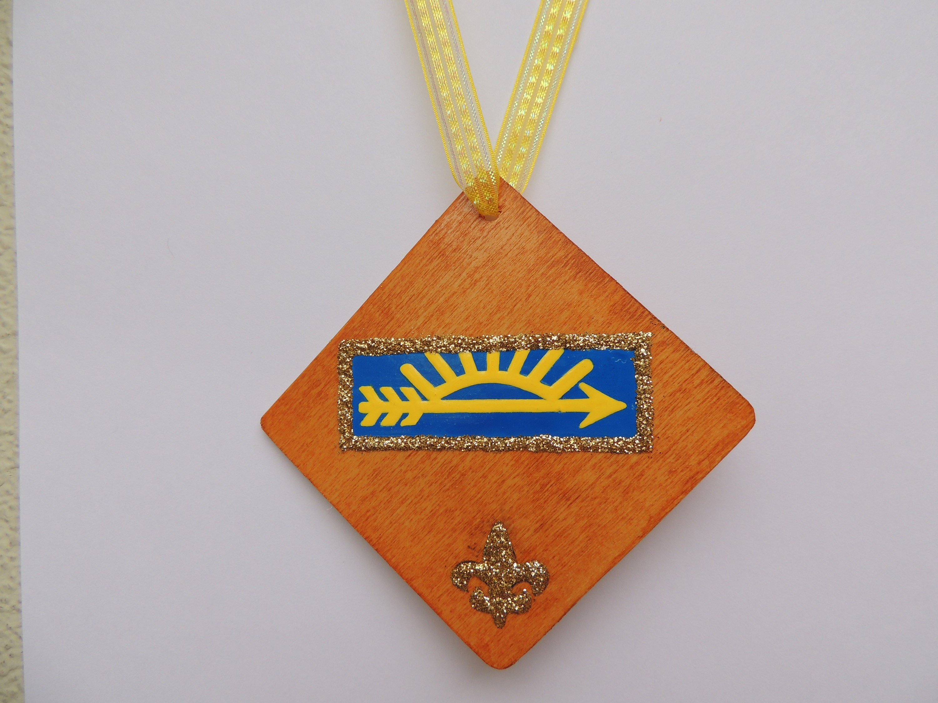 Cub Scout Christmas Ornaments Personalized with name and ...