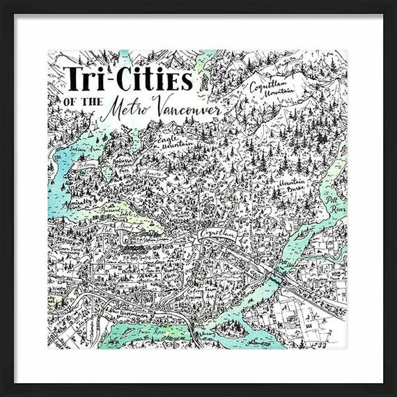 Tri-Cities (Port Moody, Coquitlam, Port Coquitlam) Map - Metro Vancouver on map of new brunswick canada, map of islands canada, map of canada provinces, main cities of canada, ontario canada, map of rural community, printable map of canada, large map of canada, names of cities in canada, map of vancouver, alberta canada,