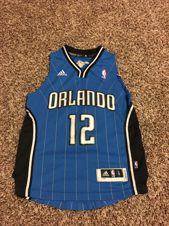 Vintage Orlando Magic Dwight Howard kids small Jersey  cea7fa369