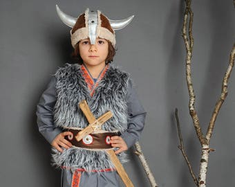 Wikinger Kostüm SET
