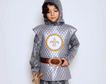 knight, knight costume, Middle Ages,Knight Costume, LARP, Medieval, Costume for Kids, Halloween, Halloween Costume, Child Costume Knight,