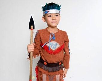 Indianer Kostüm