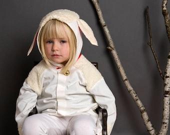 Schaf Lamm Kostüm