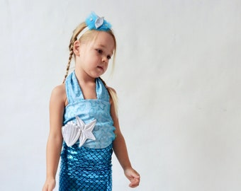 Mermaid Costume, Mermaid, Mermaid Costume, Carnival Costume, Halloween, Halloween Costume, Mardi Gras