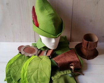 Peter Pan, Robin Hood
