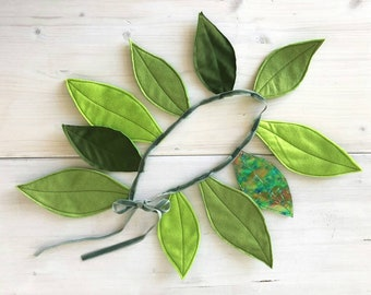 Blättergürtel Tinkerbell