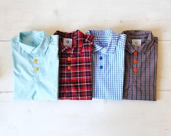 Jungen + Mädchen Nachthemd