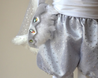 Trouser/Romper for costume Snowprincess Star Snowprince, halloween costume, halloween,