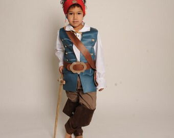Kostümhose für Pirat