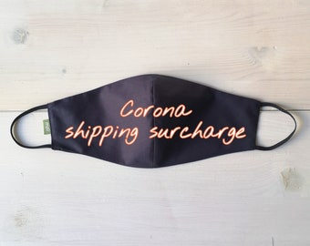 shipping surcharge for 1 item from Germany to US
