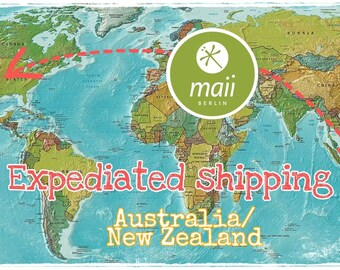 to US! expediated shipping surcharge