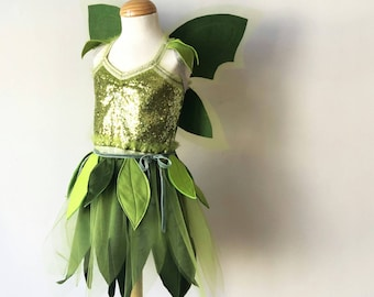 Tinkerbell, Child Costume, Costume, Fairy, Princess Carnival Costume, Halloween, Carnival Costume, Book Day, worldbook day, Princess, Ballet