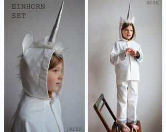 Einhorn, circus horse, kids costume, halloween