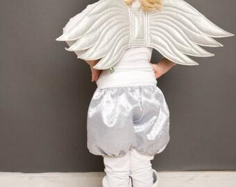 Pluderhosesprinzessin, Kinderhose, Kinderkostüm, Karnevalskostüm, Kinder, Hose, Pumphose, Engel,