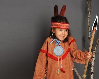 Indianermädchen