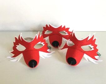 Fuchs Maske