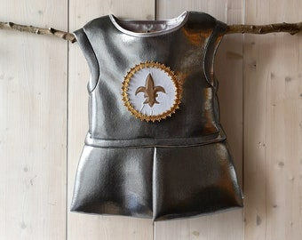 Armor West, knight armor, chain mail,Armor, Vest Knight 4-9 years Knight Costume, Kids Costume, Halloween, Halloween Costume,