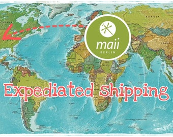 to US/Canada! expediated shipping surcharge