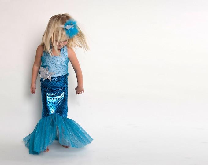 Featured listing image: mermaid, Mermaid costume, fish,Mermaid, mermaid, mermaid costume, kids costume, halloween, fish costume, halloween costume, disguise,